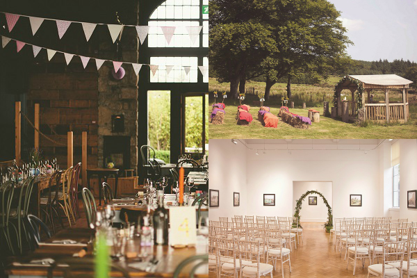 Ireland's top all-in-one wedding venues