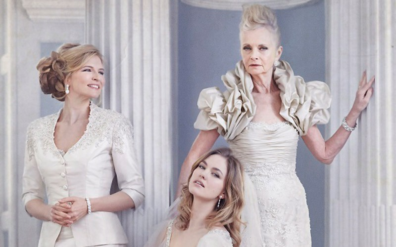 Ian Stuart's Mother of the Bride Top Fashion Tips