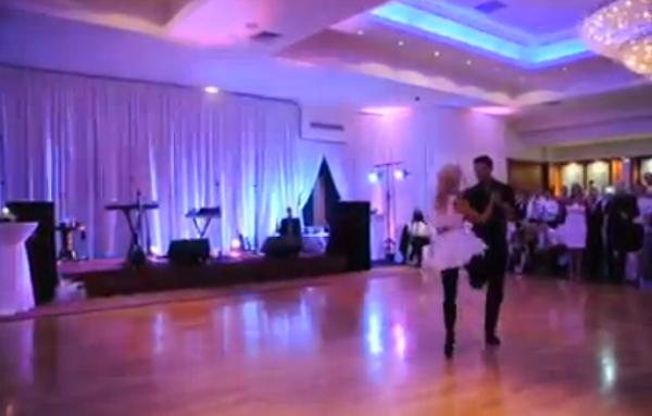 Unbelievable Irish wedding video goes viral