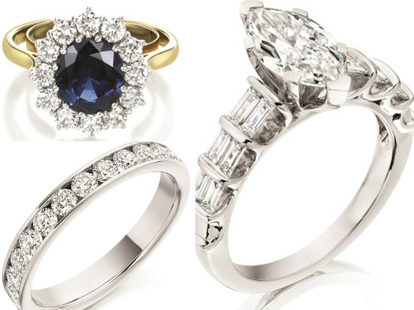 what your engagement ring says about you classic
