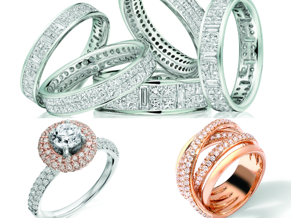 what your engagement ring says about you trend setting