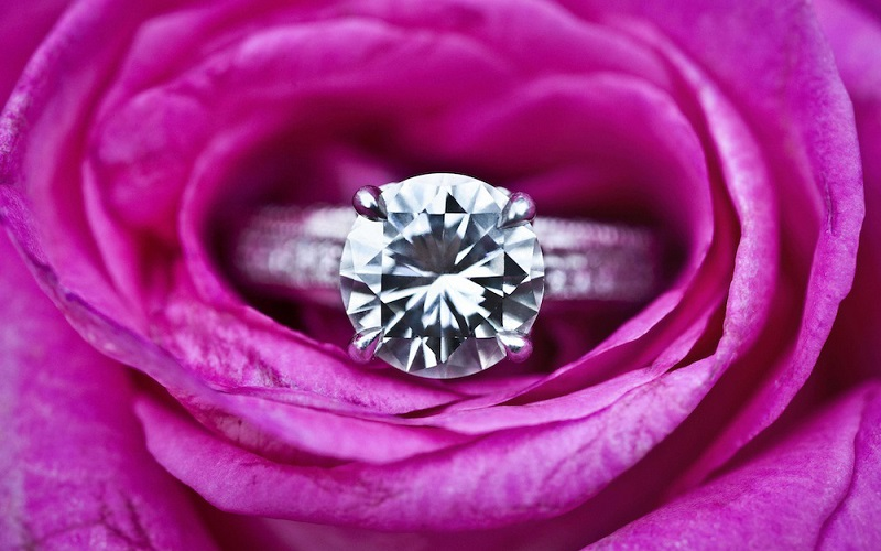 What does your engagement ring say about you?
