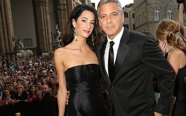George Clooney's wedding guest list revealed
