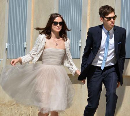 celebrity wedding dress 2