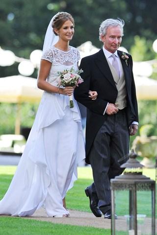 celebrity wedding dress 5