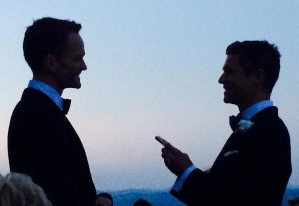 Neil Patrick Harris marries over the weekend