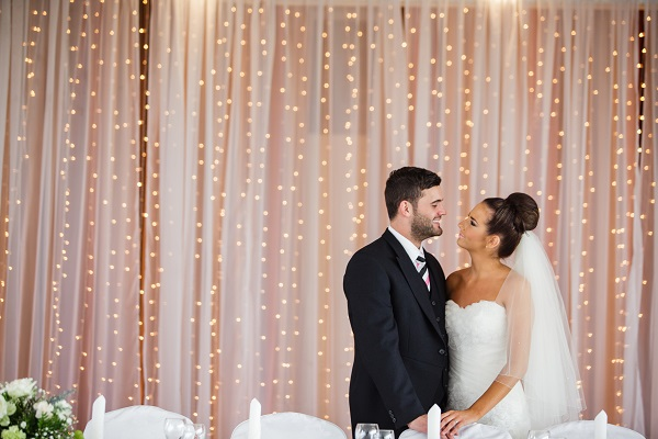Exclusive winter wedding offer at the Inishowen Gateway Hotel