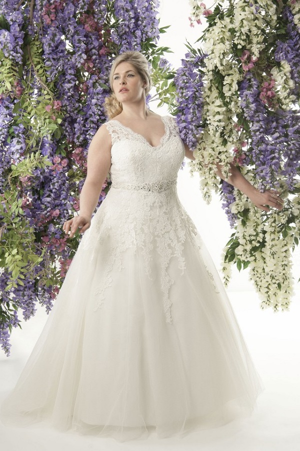plus size collections Angelo Bridal