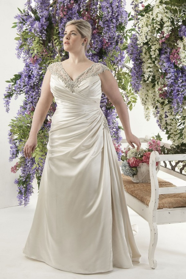 plus size collections Angelo Bridal 2
