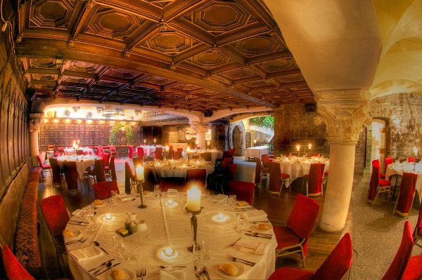 Beleek Castle Weddings the function room
