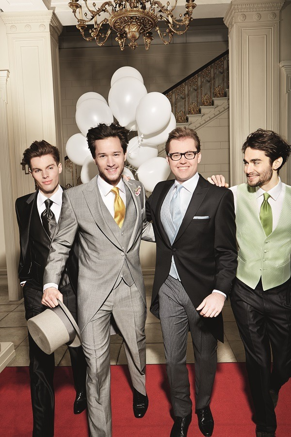 Groom's Fashion Trends 2015