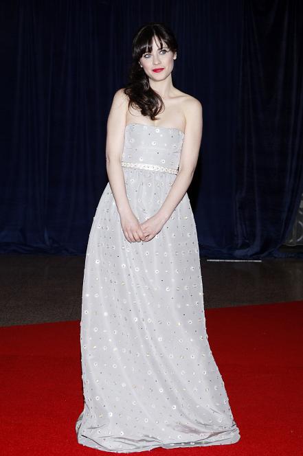 Celebrity Oscar De La Renta Wedding Dresses 10