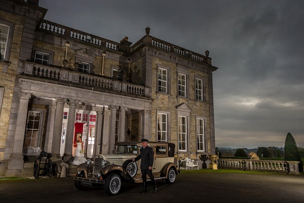 Lady of the manor luxury Palmerstown House Estate