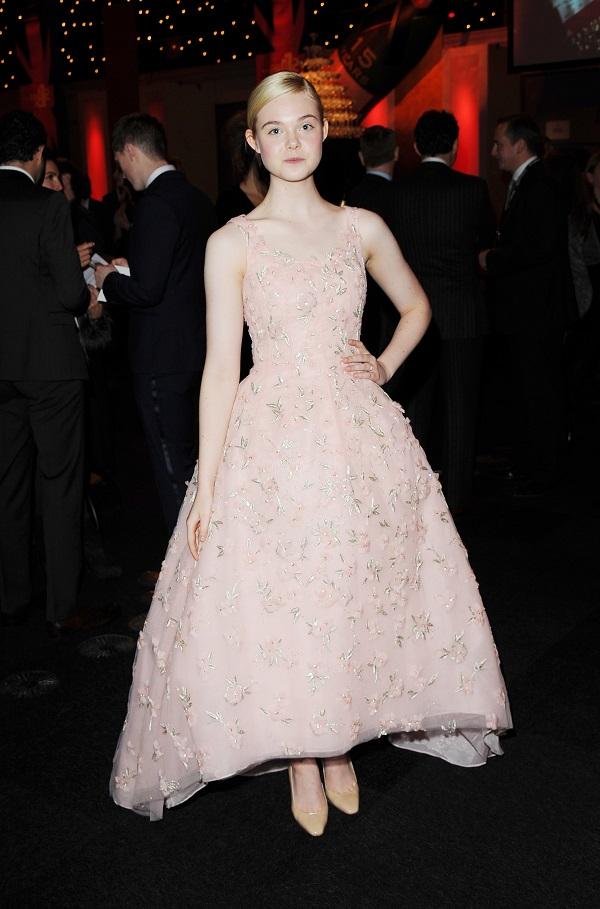 Celebrity Oscar De La Renta Wedding Dresses 7