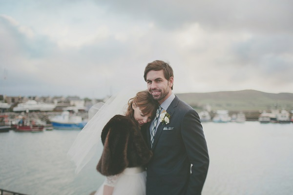 Real Irish Wedding: Kristin & Joseph Giant