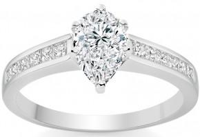 star sign engagement ring libra