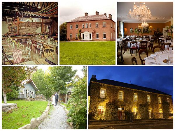 Five New Wedding Venues in Ireland