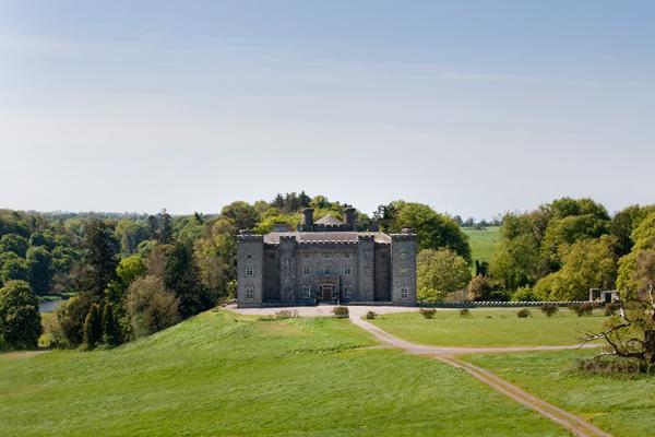Irish Castle Wedding Venues Slane Castle