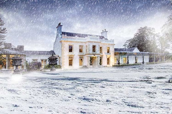 SEASONAL JOY AT GALGORM RESORT & SPA