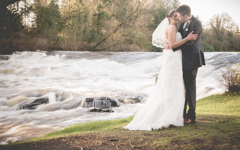 Galgorm Resort and Spa Winter Wedding Package