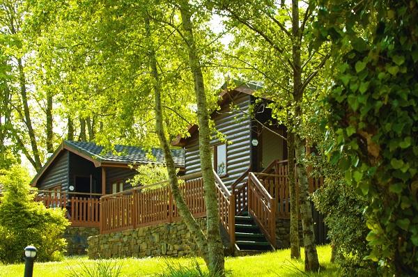 Lusty Beg Island accommodation