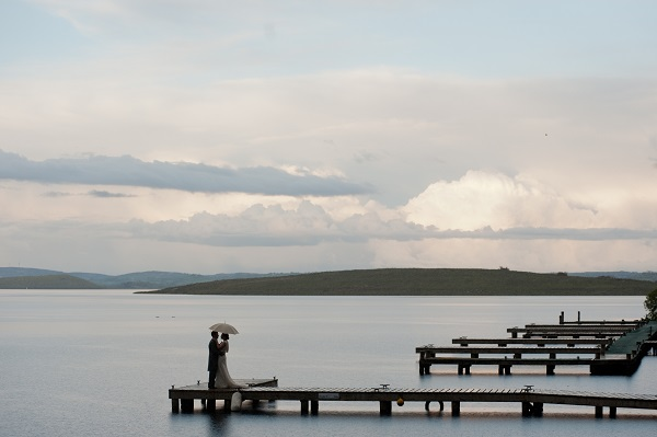 Irish wedding venues we love … Lusty Beg Island