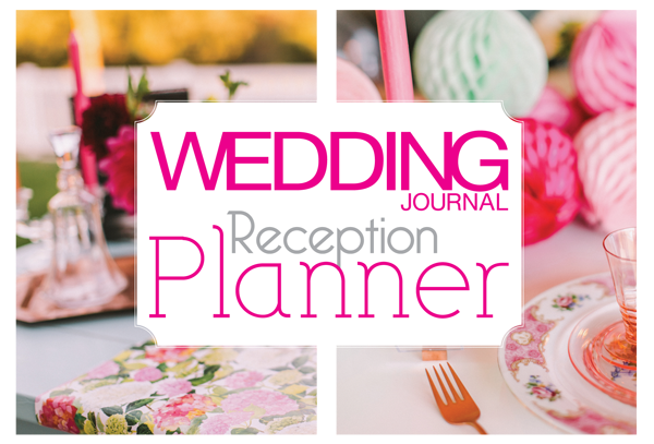 New! Wedding Journal's Reception Planner Magazine
