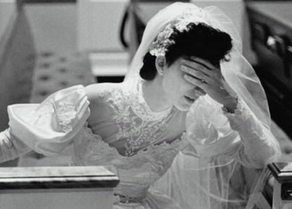 10 stupid things that every bride worries about