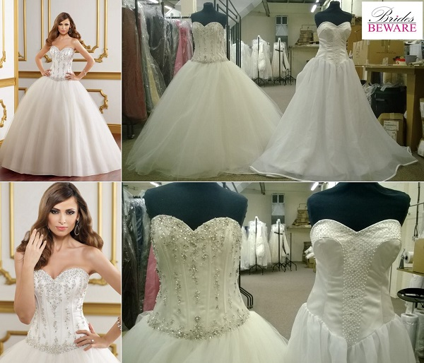 Why you SHOULDN'T buy your wedding dress online