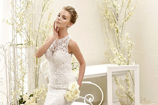 Designer wedding dresses at Now & Forever Bridal