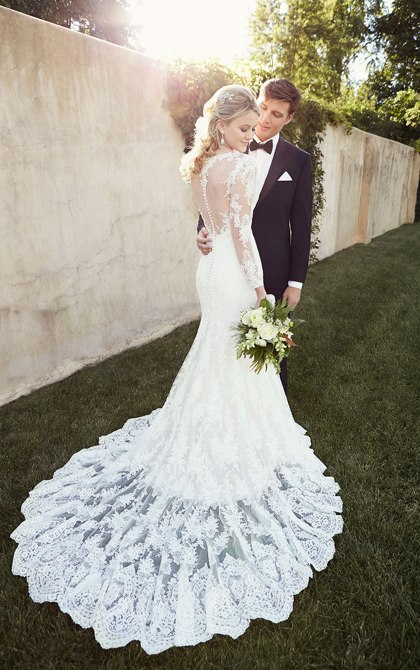 Pearls and Lace Bridal 2