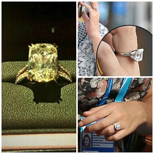 Celebrity engagement rings we love