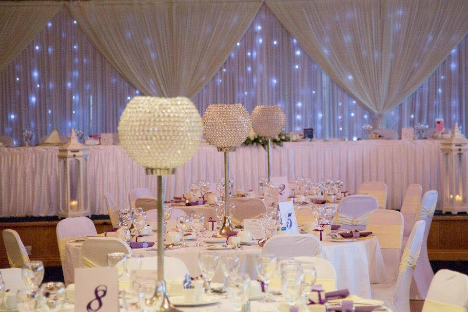 Swift Chair Covers' Amazing Value Wedding Packages