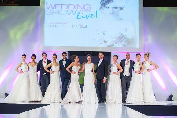 The Wedding Journal Show in Dublin was simply AM-AZ-ING!