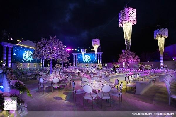 Emirati royal wedding