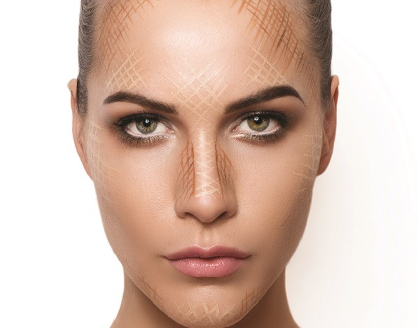 Bride's guide to contouring