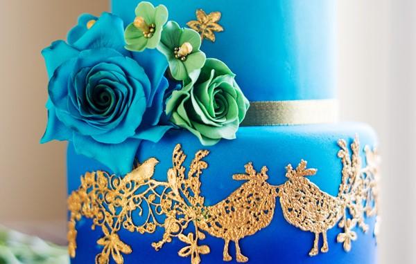 Top five wedding cake trends