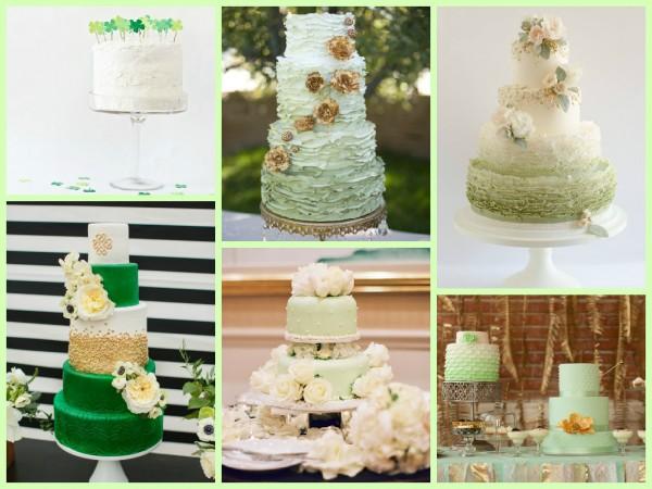 St. Patrick's Day Wedding Inspiration 5