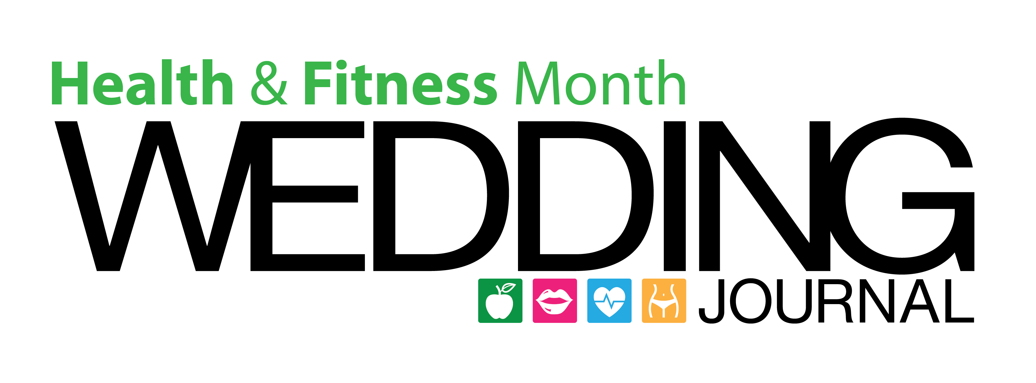 Health & Fitness Month with Wedding Journal!