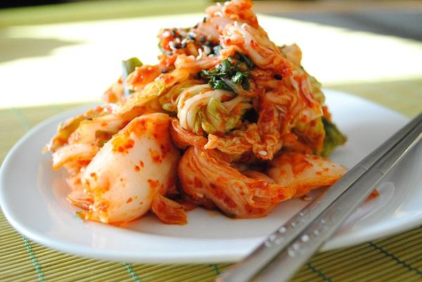 2015 superfoods, kimchi