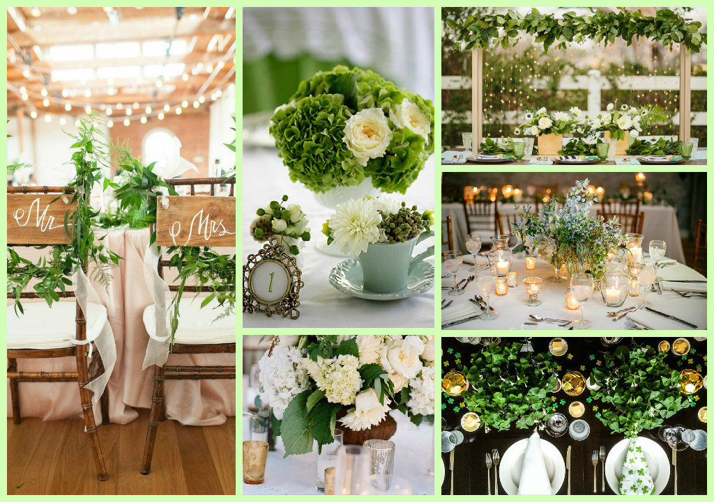 Tips for a stylish st patrick 39 s day wedding for Decor st