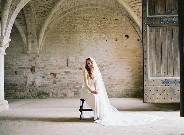 A guide to wedding veils