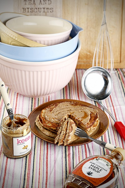 superfoods, almond butter