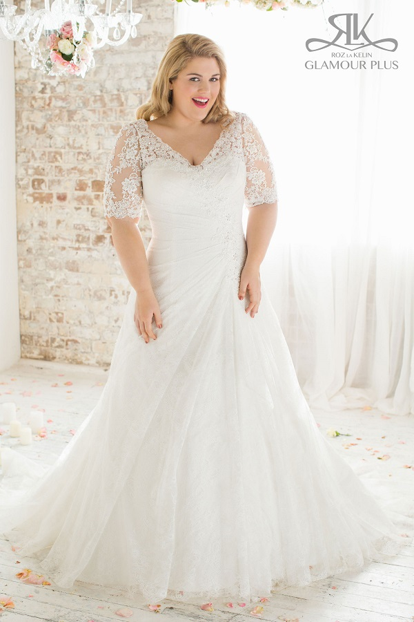 Lace Wedding Dresses For All Figures Wedding Journal