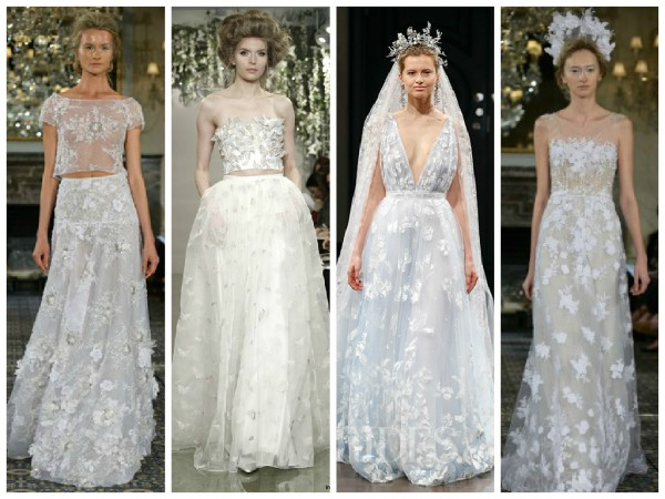 New York Bridal 2016 Trends 7