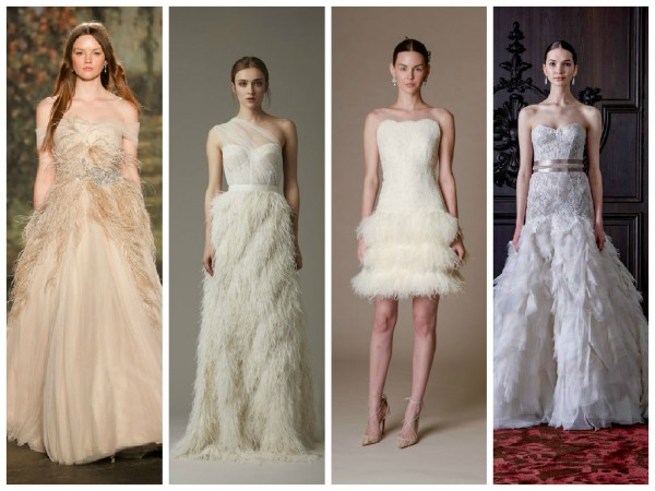New York Bridal 2016 Trends