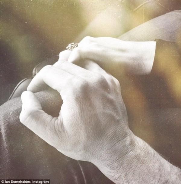 Ian Somerhalder and Nikki Reed Wedding