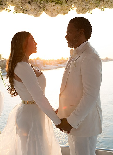 Beyonce Bridesmaid