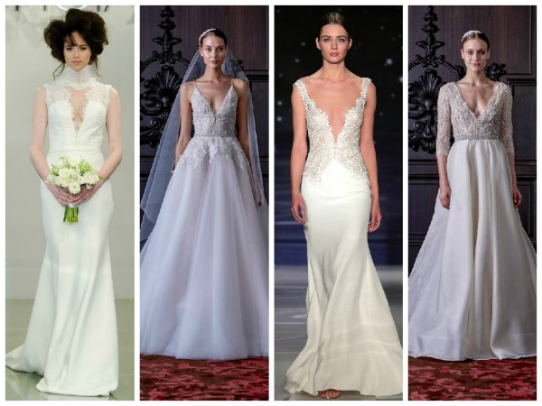 New York Bridal 2016 Trends 5