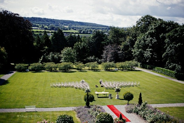 Weddings at Castle Durrow 3